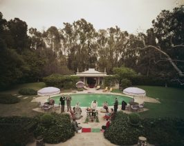 Beverly Hills Pool Party