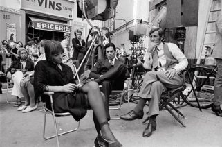 French Actors On Set