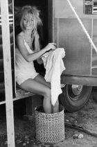 Bardot Cleans Up